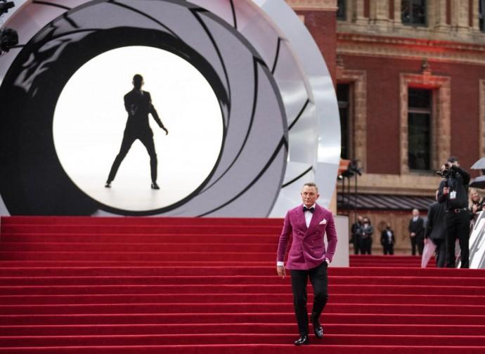 007, la premiere a Londra di No Time to Die