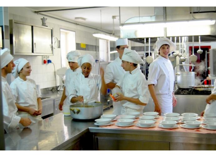 La cucina, uno dei luoghi di Cà Edimar