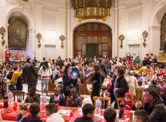 «Basta pranzi in chiesa: serve il coraggio del sacro»