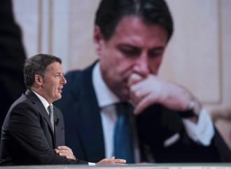 Tra poltrone e recessione si affaccia Draghi
