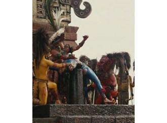 L'archeologia conferma i sacrifici umani aztechi
