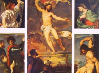 Polittico di Tiziano a Brescia: vivere la resurrezione