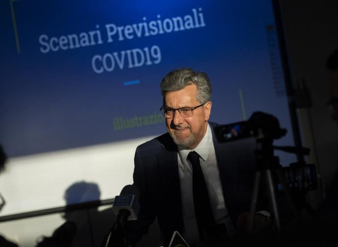 L'assessore Luigi Icardi