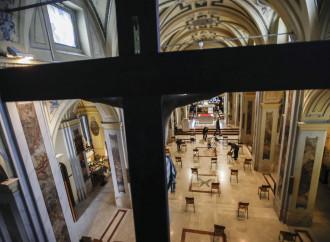 La pandemia accelera i tempi per la nuova liturgia
