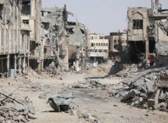 Tornare a casa. I profughi di Mosul non chiedono altro