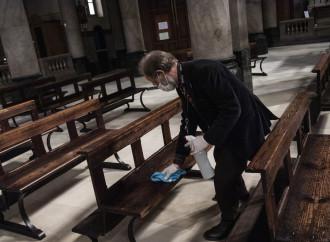 Soffiata del delatore: la Polizia entra in chiesa a Messa
