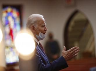 Evviva Biden il cattolico: e così la Chiesa accetta l'aborto