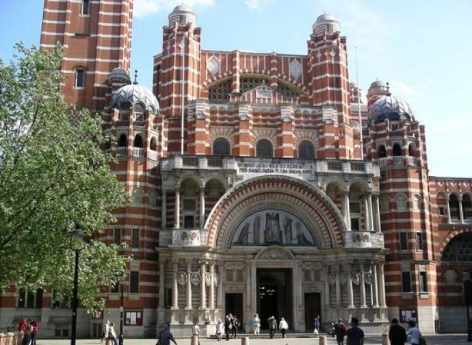 Cattedrale cattolica di Westminster, Londra