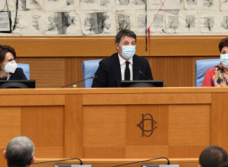 Renzi lascia il governo, il Pd fa finta di appoggiare Conte