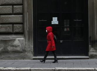 Di nuovo in gabbia, stavolta l'Italia sprofonda arrancando