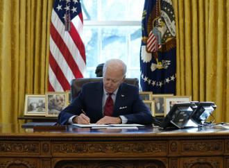 L'abortista Biden cancella le misure pro vita di Trump