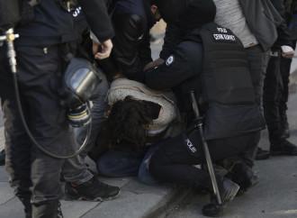 La lotta per le università, studenti contro Erdoğan