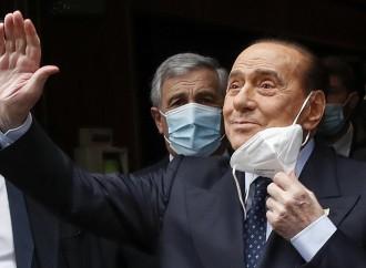 Berlusconi e toghe: l'equilibrio che manca al Paese