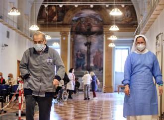 Dalla Chiesa vaccinista un kit per indottrinare preti e fedeli
