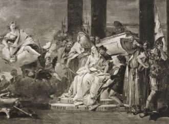 Bellezza e sintesi della lingua: il sacrificio di Ifigenia