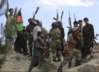 La travolgente avanzata talebana in Afghanistan