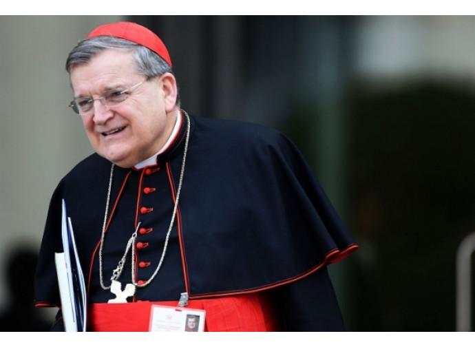 Il cardinale Burke