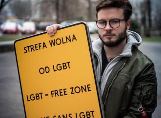 """La Polonia e le """"zone Lgbt free"""": notizia falsa"""