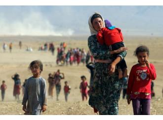 Il dramma delle donne yazide costrette all'aborto