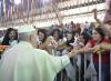"""""""Maternità sempre un dono"""": lo sguardo del Papa sulle detenute"""