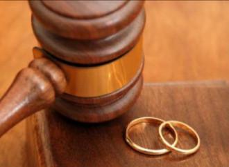 L'assegno di divorzio come in una Spa