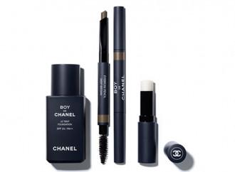 Make-up di Chanel per uomini