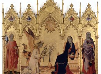 L'umanità di Maria piena di Dio in un capolavoro