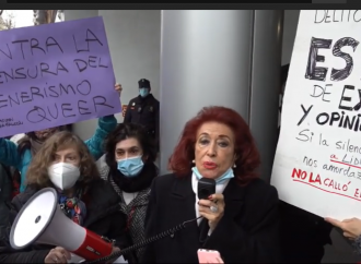 Femminista attacca la legge sui trans: messa alla gogna