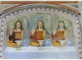 Trinità, il mistero nella croce e nell'Eucarestia