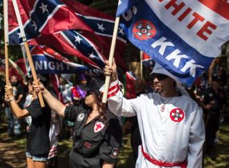 Se il KKK torna ad attaccare i neri e le chiese