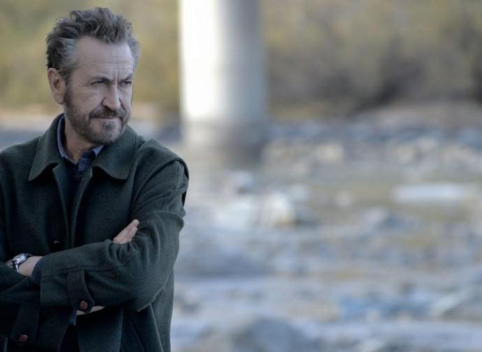 Marco Giallini interpreta il commissario Schiavone