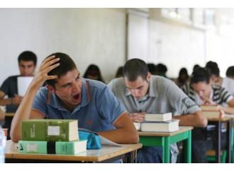 Solo una scuola libera potrà migliorare l'istruzione
