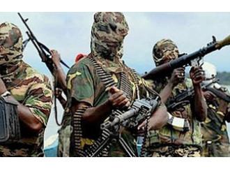 Terrorismo islamico, pericolo in Africa