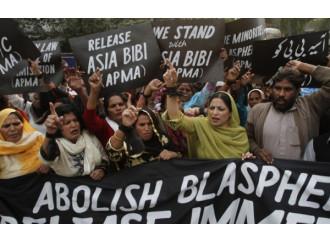 Svolta per Asia Bibi: un ministro può salvarla