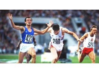 Pietro Mennea: campione in pista e nella vita