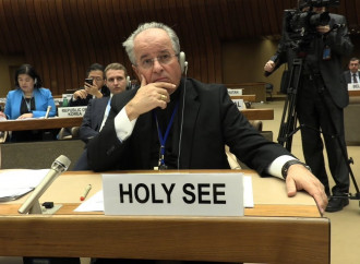 Inquietante spinta della Chiesa agli obiettivi ONU