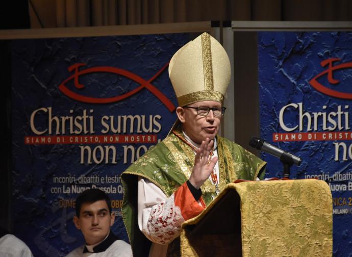 L'omelia del cardinal Eijk