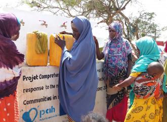 Un progetto dell'Oim per migliorare le condizioni di vita degli sfollati in Somalia