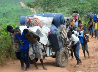 L'Angola ha rimpatriato a forza centinaia di migliaia di stranieri