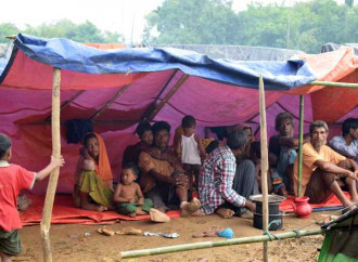 Servono 920 milioni di dollari nel 2019 per assistere i Rohingya rifugiati in Bangladesh
