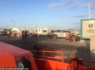In forte aumento alle Canarie gli arrivi di emigranti illegali provenienti dall'Africa