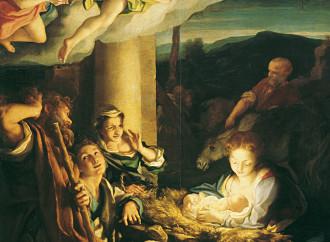 Regalità divina nella carne: il Cielo scende sulla terra