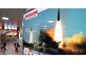 Se i missili nordcoreani servono solo a negoziare