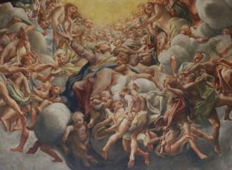 I santi, la Chiesa che ci vuole salvare e per noi intercede
