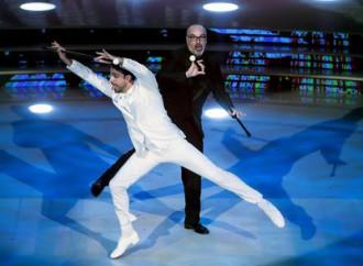 Ballando con le stelle: niente voto alla coppia uomo-uomo