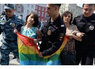 Propaganda gay Il bavaglio alla Russia