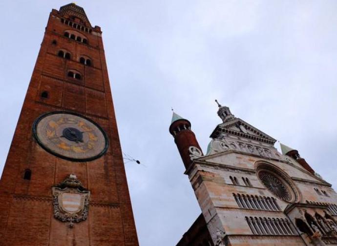 Il duomo e il Torrazzo, simboli di Cremona