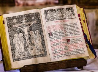 Riscoprire il Canone per uno schock liturgico salutare
