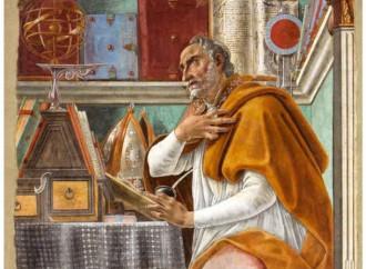 Sant'Agostino e la salvezza per Dante e Petrarca