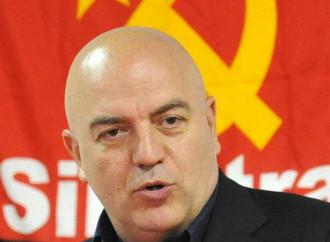 Il comunista Rizzo non vuole brandire la bandiera arcobaleno